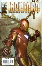 Iron Man Director Of SHIELD #29 Marvel Comics US Import